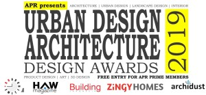 UDAD WINNER - Urban Design & Architecture Design Awards 2019