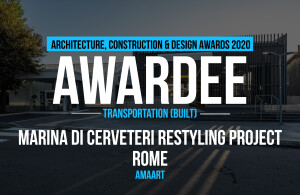 Marina di Cerveteri Restyling project Rome 2020 By AMAART Architects: ACDA 2020 Runner-Up – rtf Rethinking The Future Awards
