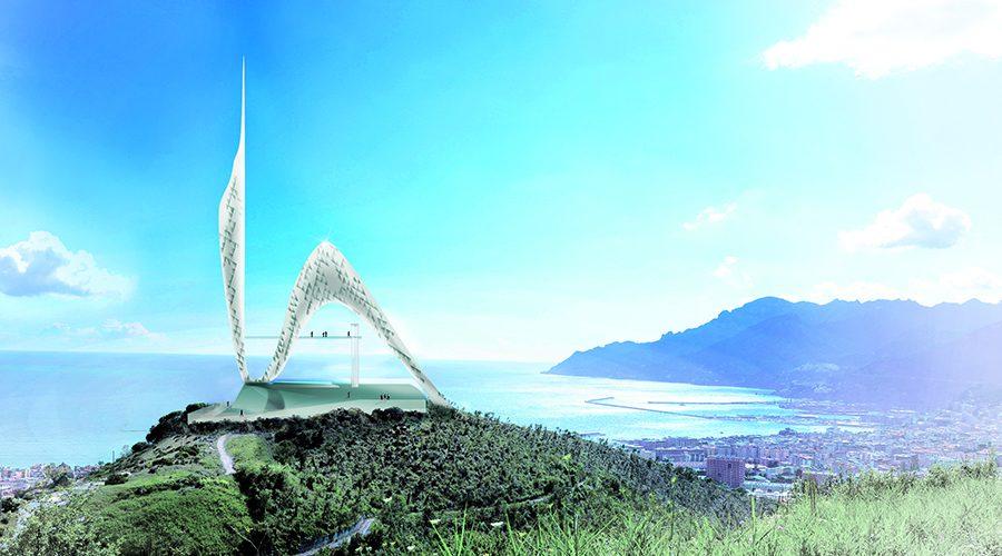 Simbolo della sostenibilità a Salerno