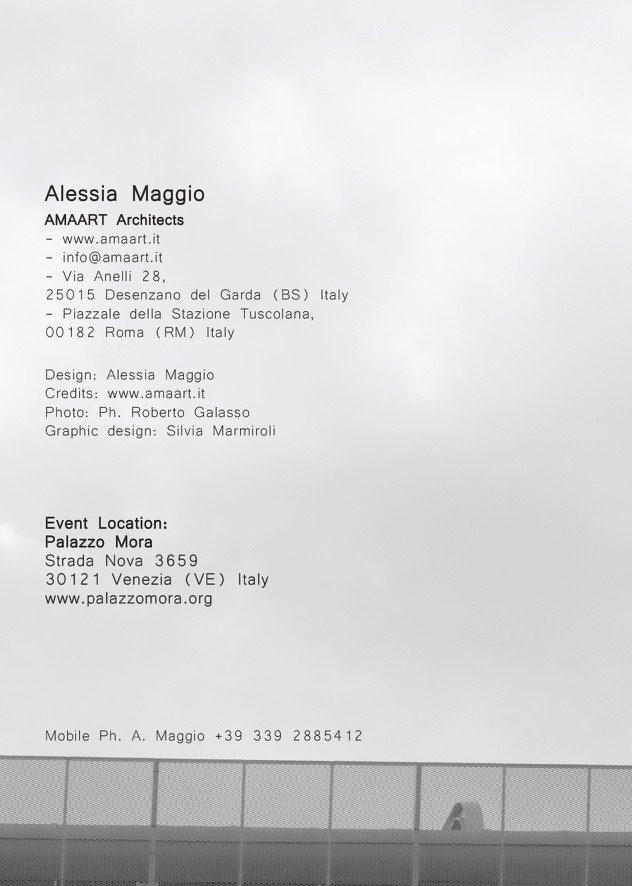 A.MAGGIO INVITO BIENNALE retro