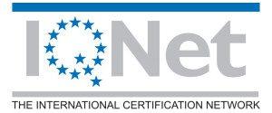 IQNet - Certificato - Reg.n. - IT-134528