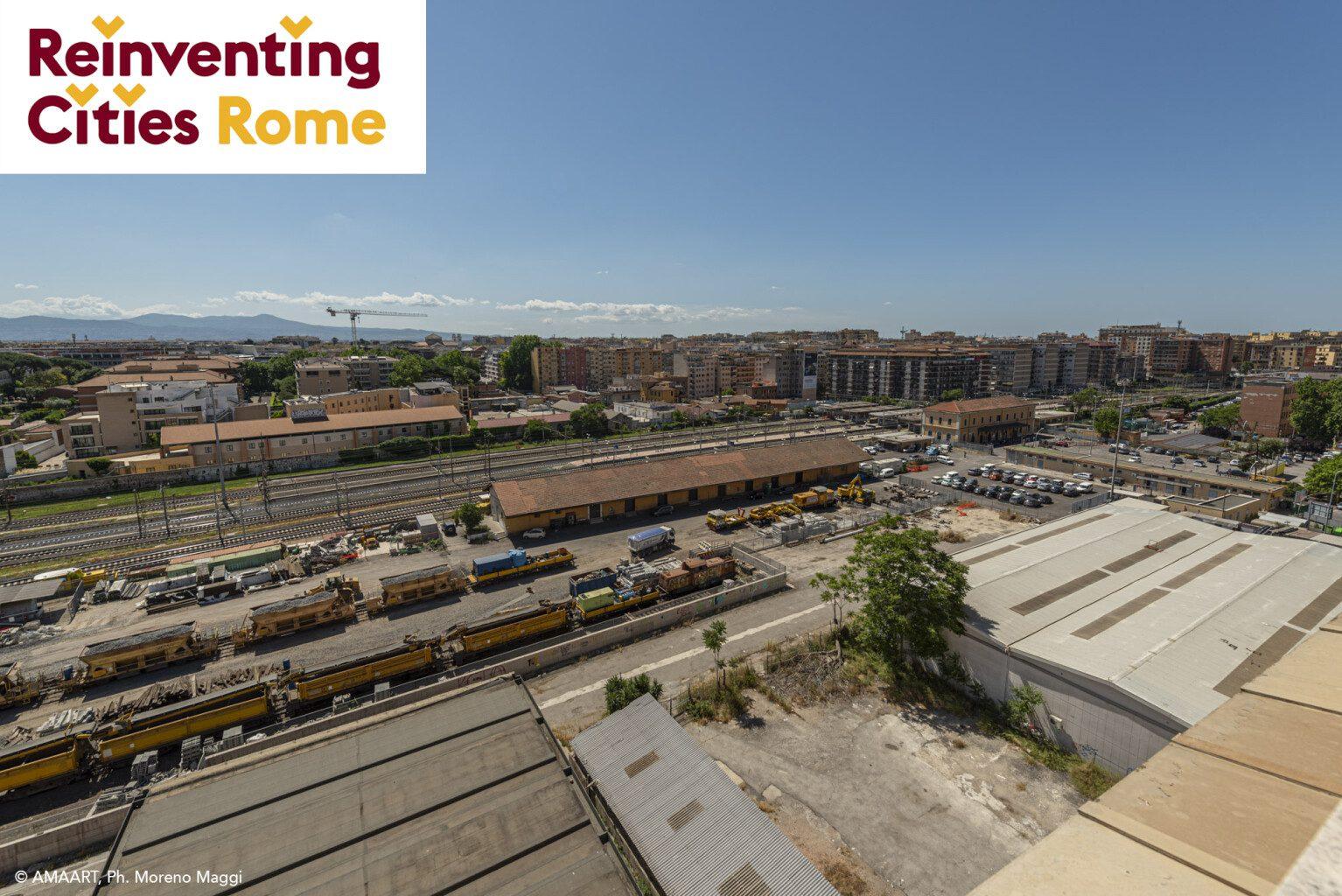 REINVENTING CITIES ROME TUSCOLANA